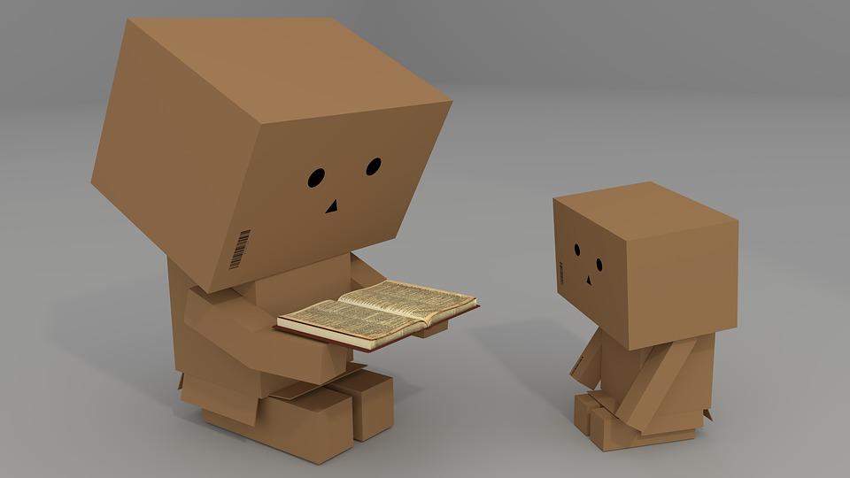 figurky z krabic