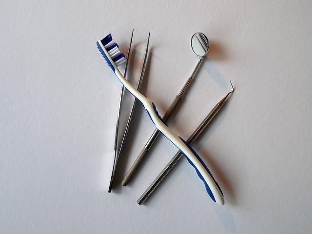 potřeby dentisty