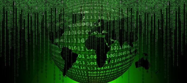 země v matrixu