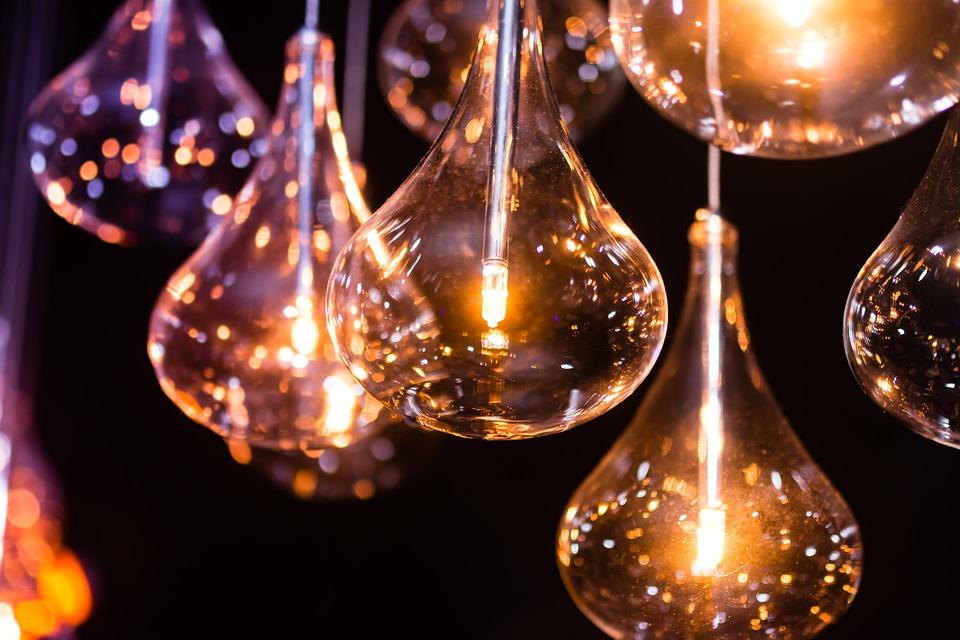 netradiční žárovky