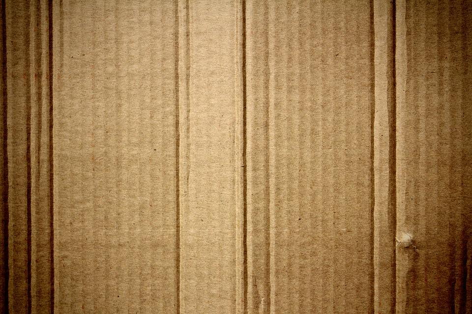 papírový karton